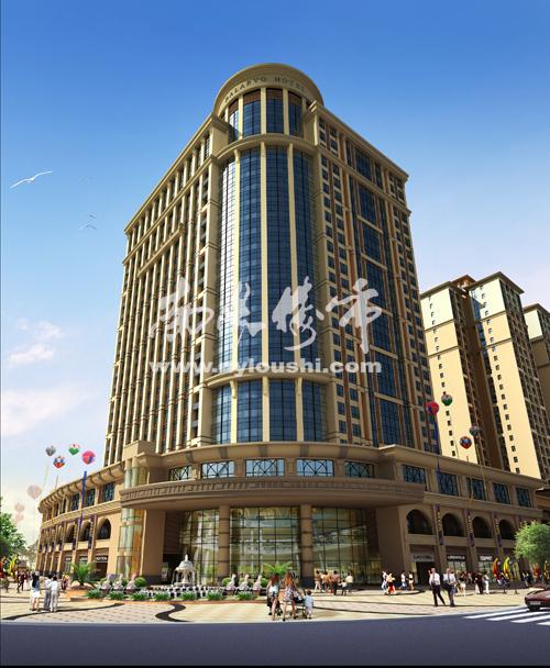 永安・尚城国际2期|南阳楼市网